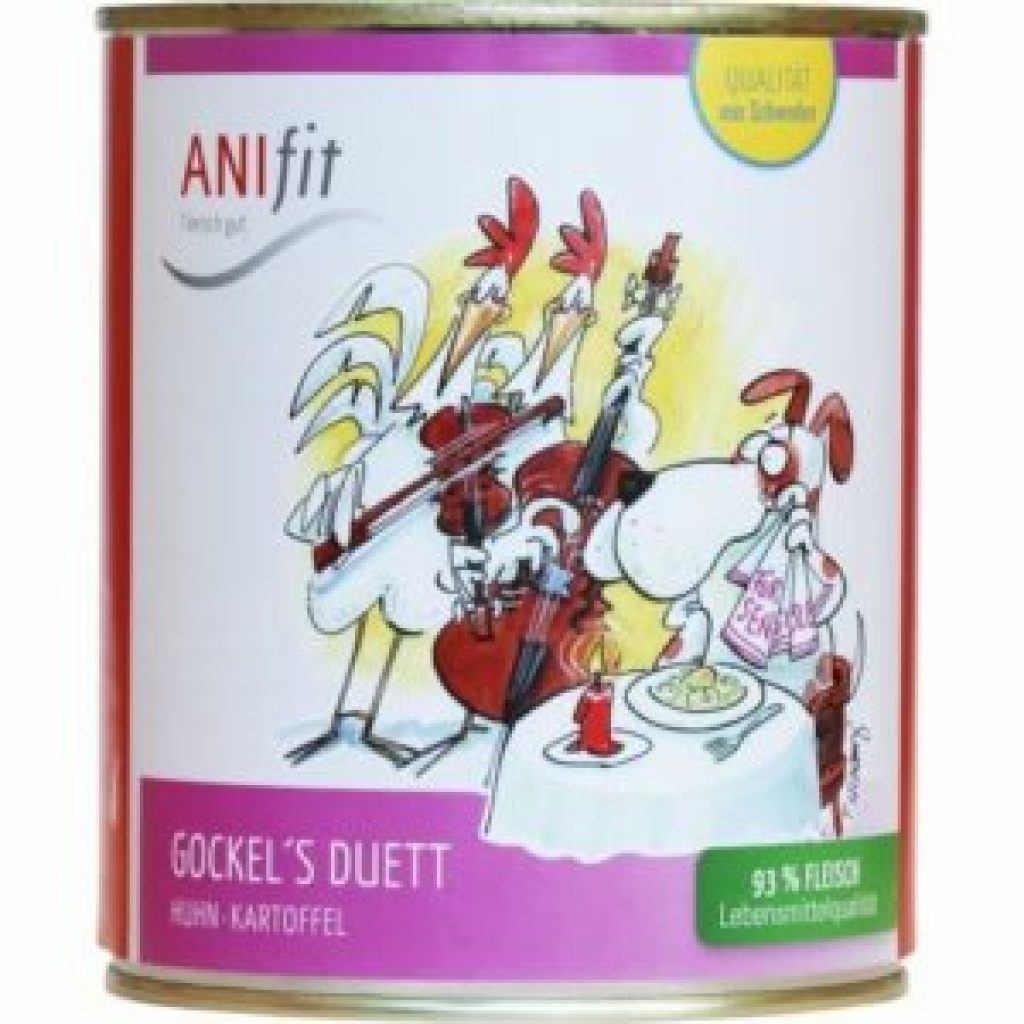 Nassfutter Anifit