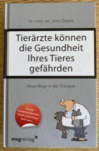 Buch: Tieraerzte können die Gesundheit ihres Tieres gefährden