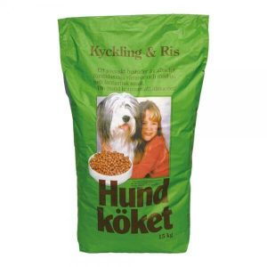 Hundköket schwedisches Trockenfutter