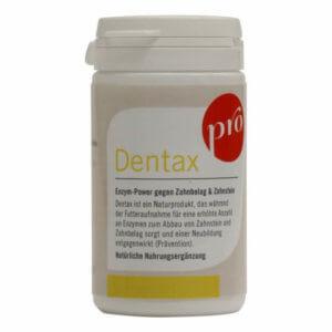 pro-dentax gegen Zahnbelag