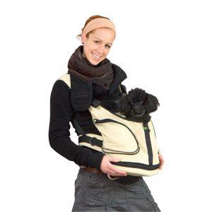 Welpentasche, Transporttasche für kleine Hunde