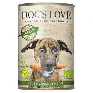 Dogs Love Ergänzungsfutter für Barfer Gemüse und Obst