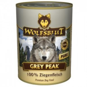 Hunde-Nassfutter Grey Peak Wolfsblut
