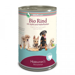 Bio-Hundefutter