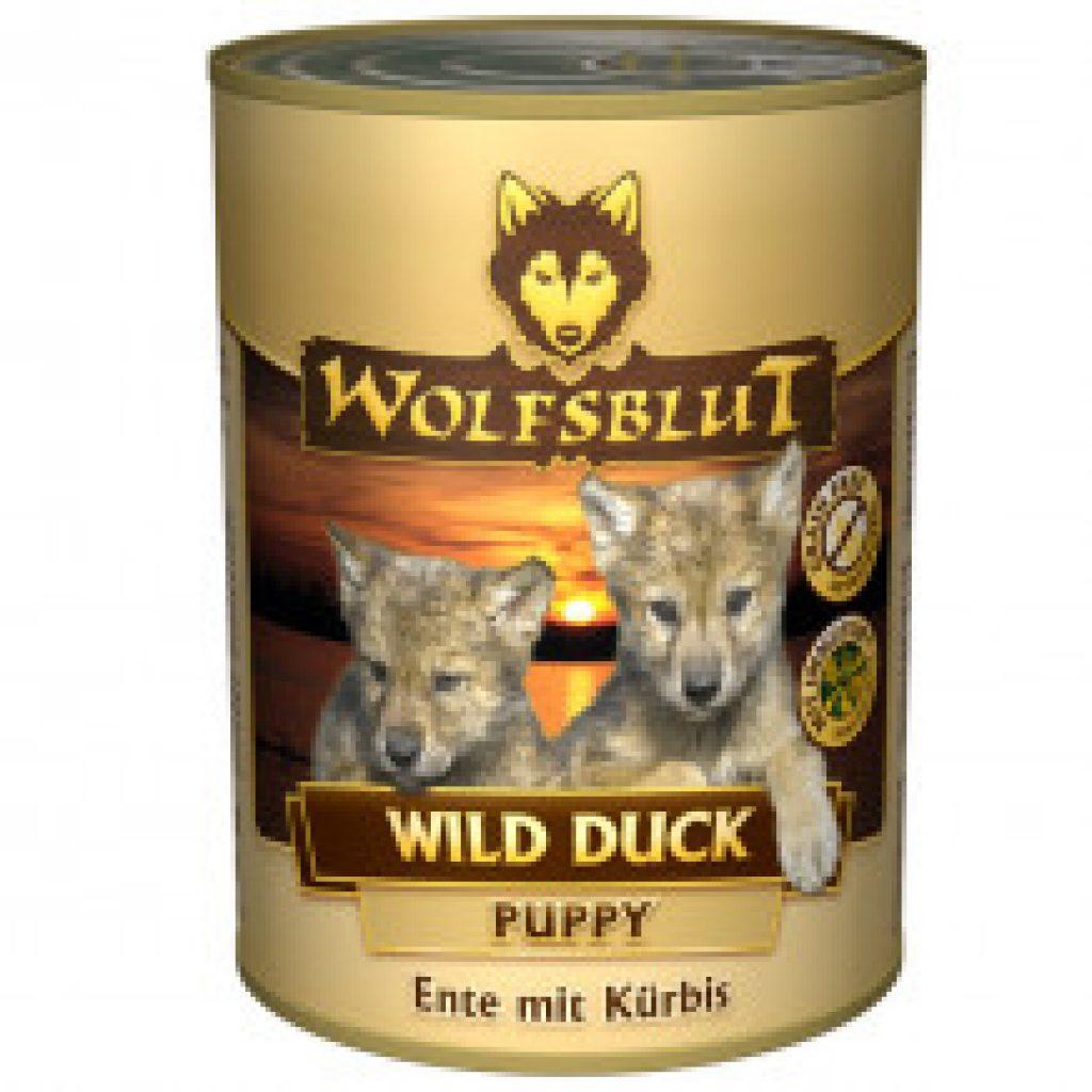 Welpennassfutter Wolfsblut