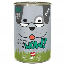 Nassfutter für ältere Hunde