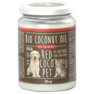 Bio Kokosöl für Tiere