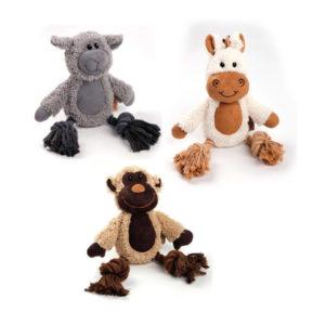 Hundespielzeug 3er-set