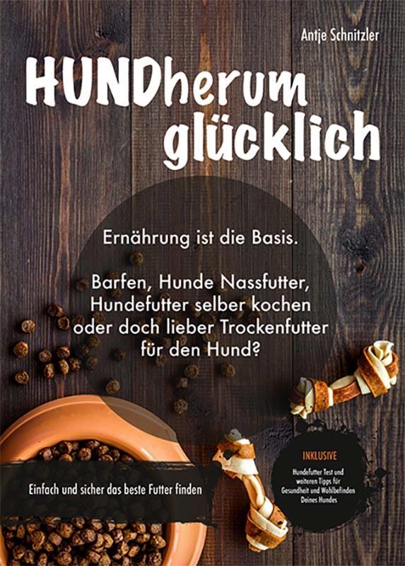 Buch HUNDherum glücklich©