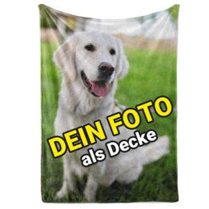 Kuscheldecke Hund