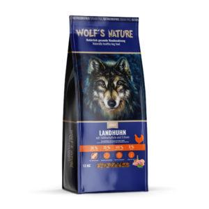 Wolf`s Nature Trockenfutter