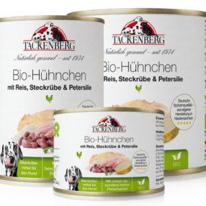 Tackenberg Bio Menüs