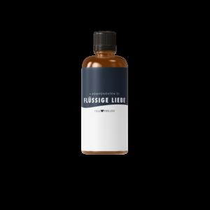 flüssige Liebe von Fellfreude (4-Komponenten-Öl)