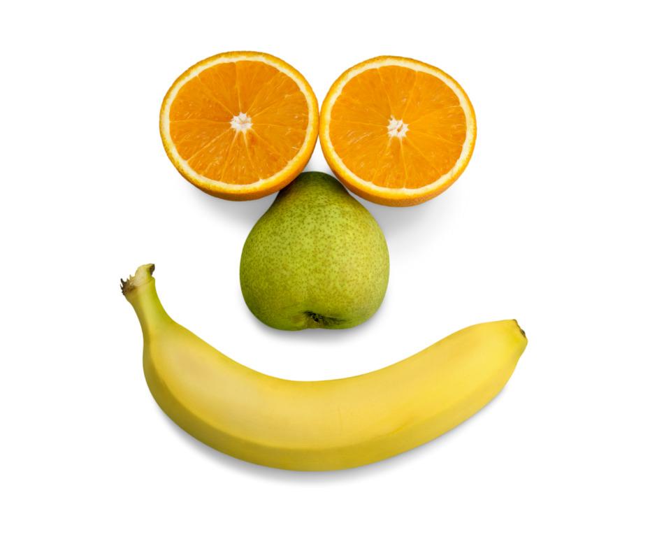 Gesundes Obst und Gemüse für Hunde