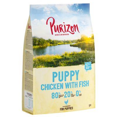 Welpenfutter getreidefrei von Purizon