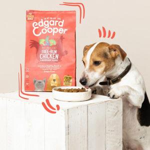 edgard cooper Seniorfutter für Hunde
