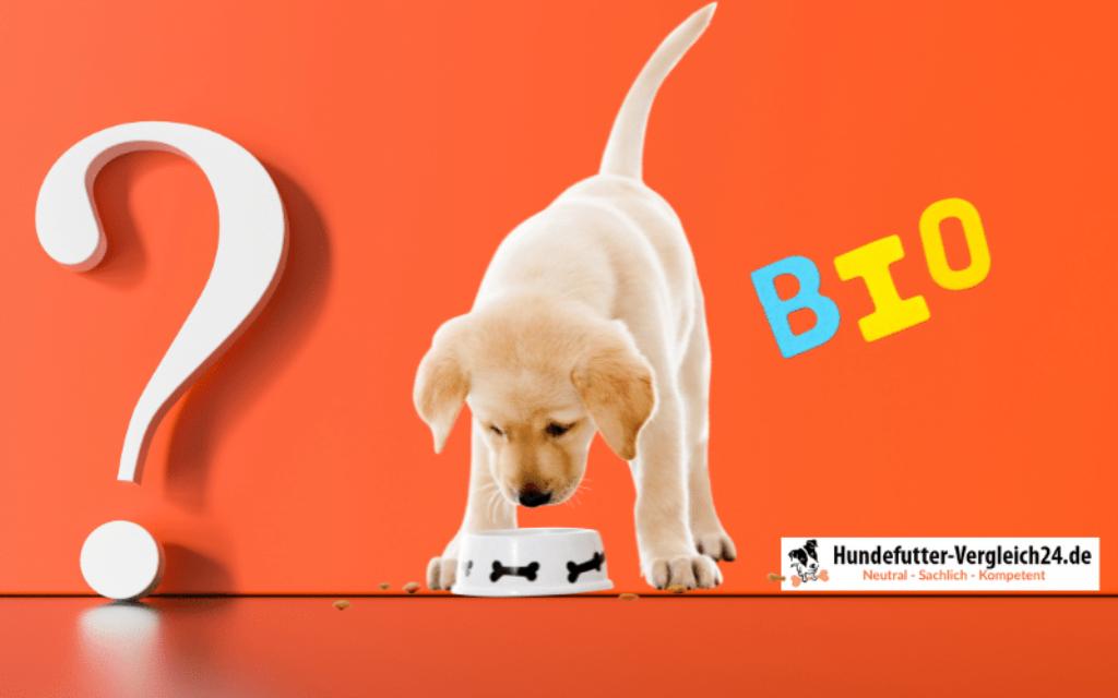 Bio Trockenfutter für Hunde