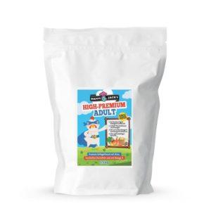 Happy Jacky High Premium Trockenfutter
