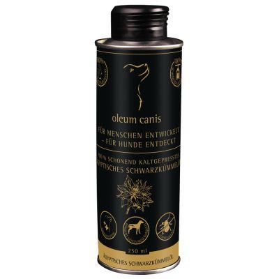 Schwarzkümmelöl gegen Parasiten