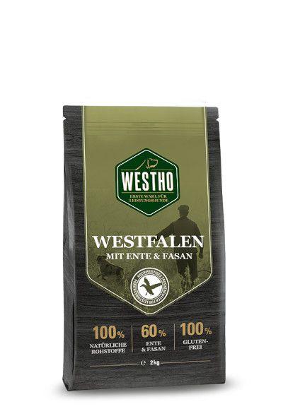 Westho Trockenfutter für kleine Hunde